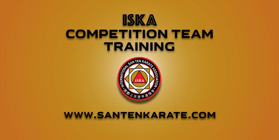 ISKA Comp. Team