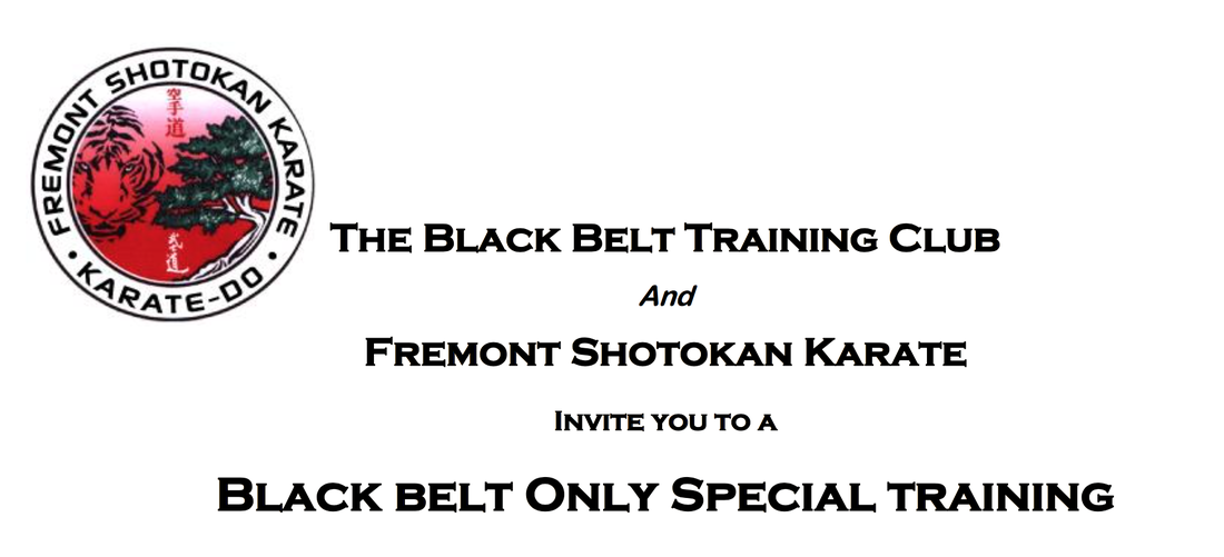 Fremont BBTC Special Training